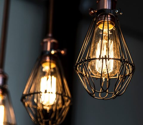 Types of Lamps in the Loft Style